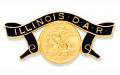 Illinois DAR Pin